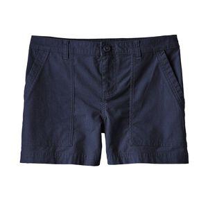 ウィメンズ・ストレッチ・オールウェア・ショーツ(股下10cm), Navy Blue (NVYB)