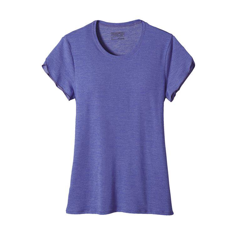W'S GLORYA TEE, Violet Blue (VLTB)