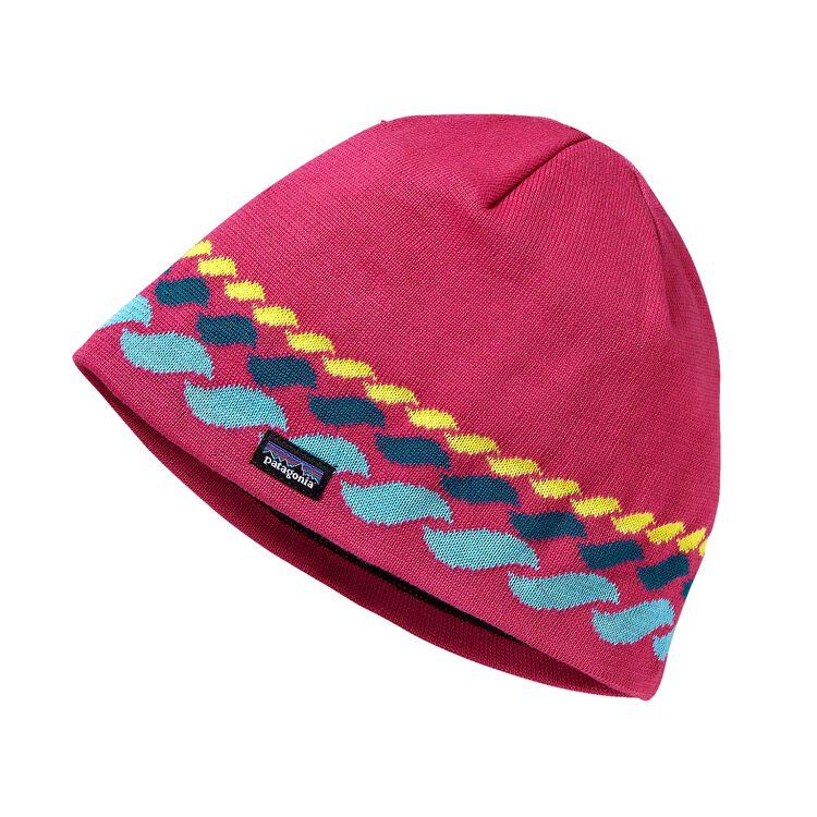K'S BEANIE HAT, OffShore: Portofino Pink (OSPK)