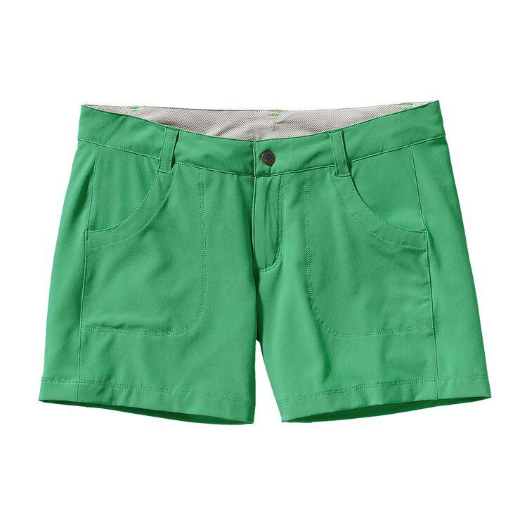 ウィメンズ・ハッピー・ハイク・ショーツ(股下13cm), Nettle Green (NETG)
