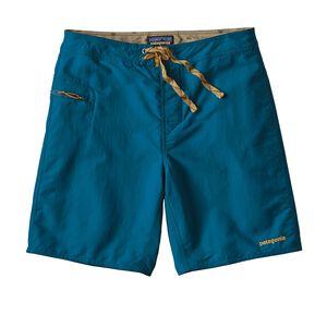 メンズ・ウェーブフェアラー・ボード・ショーツ(48cm), Big Sur Blue (BSRB)