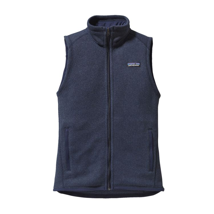 W'S BETTER SWEATER VEST, Classic Navy (CNY)