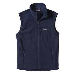 M's Classic Synchilla® Fleece Vest, Navy Blue (NVYB)