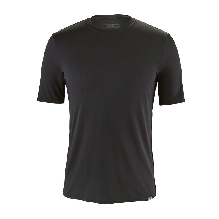 M'S CAP DAILY T-SHIRT, Black (BLK)