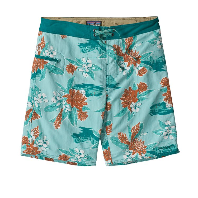 M'S WAVEFARER BOARDSHORTS - 19 IN., Cleanest Line: Bend Blue (CLEB)