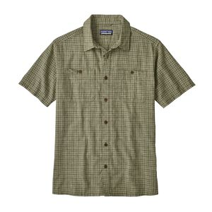 M's Back Step Shirt, Tino: Industrial Green (TIIN)