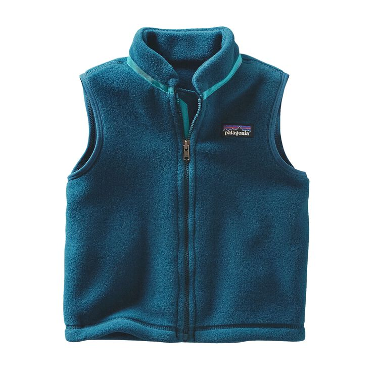 BABY SYNCH VEST, Deep Sea Blue (DSE)