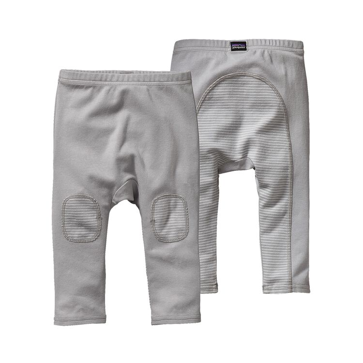 BABY COZY COTTON PANTS, Drifter Grey (DFTG)