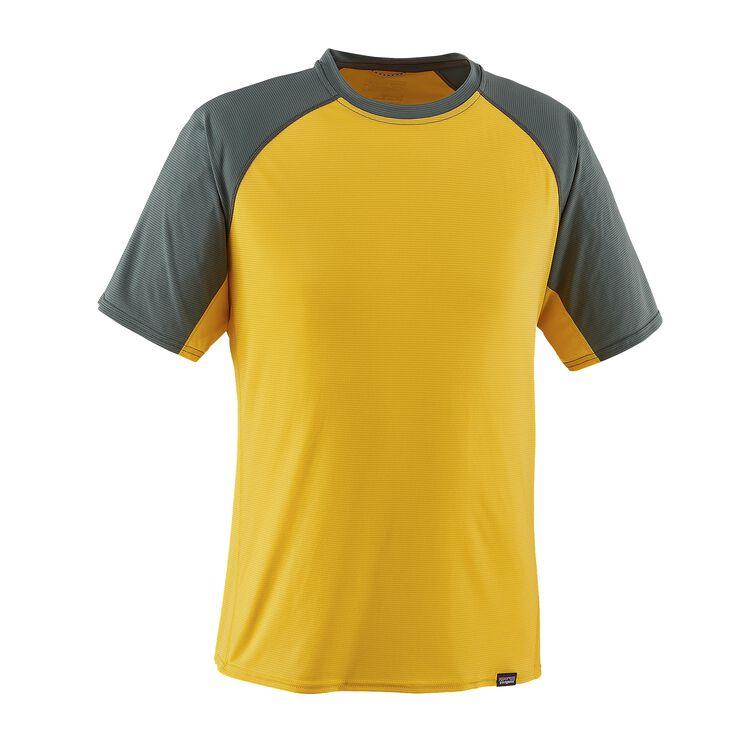 メンズ・キャプリーン・ライトウェイト・Tシャツ, Chromatic Yellow (CYL)