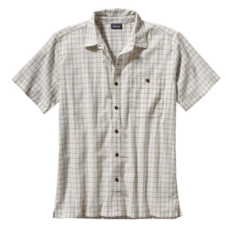メンズ・A/Cシャツ, Bulito: White (BLWH-656)