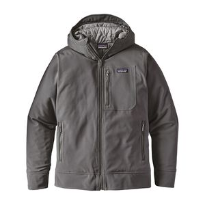 M's Insulated Sidesend Hoody, Forge Grey (FGE)