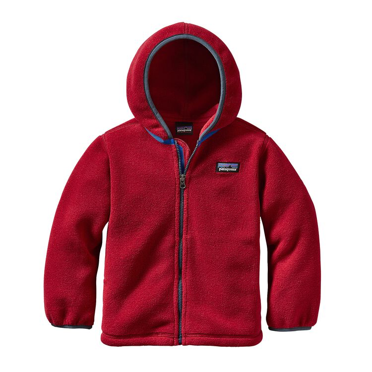 BABY SYNCH CARDIGAN, Classic Red (CSRD)