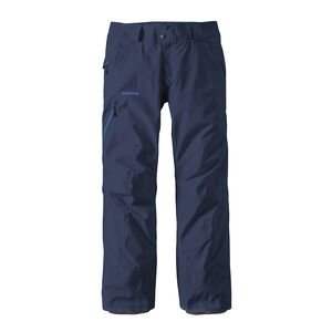 M's Insulated Powder Bowl Pants, Navy Blue w/Navy Blue (NVNV)