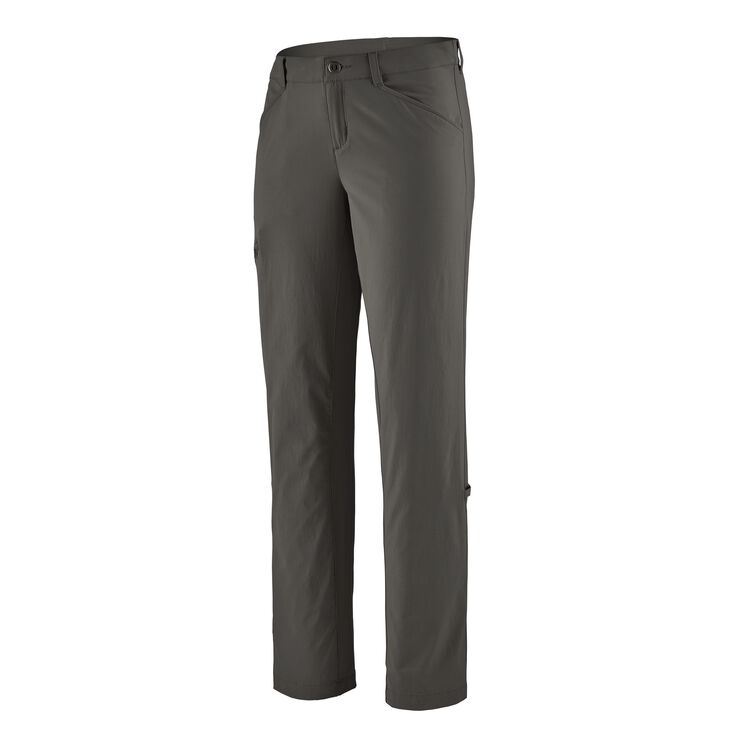 W'S QUANDARY PANTS - SHORT, Forge Grey (FGE)