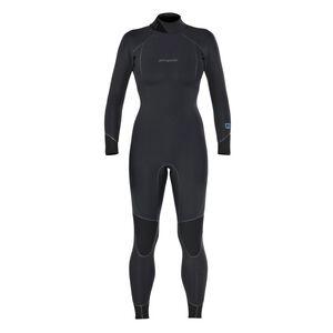 W's R1® Back-Zip Full Suit, Black (BLK)