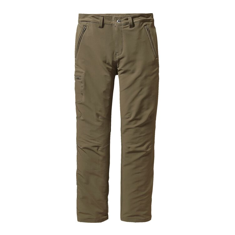 M'S SIDESEND PANTS - SHORT, Fatigue Green (FTGN)