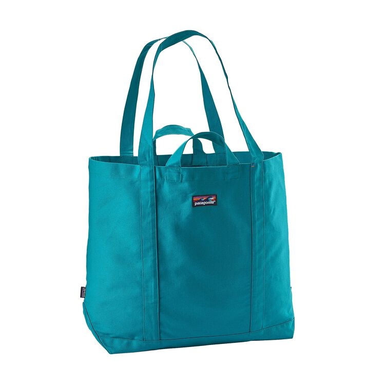 ALL DAY TOTE, Elwha Blue (ELWB)