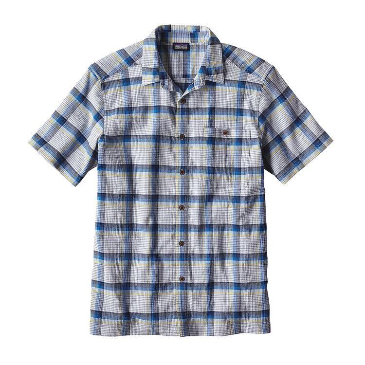 メンズ・A/Cシャツ, Alongshore: Cuban Blue (ALCU)