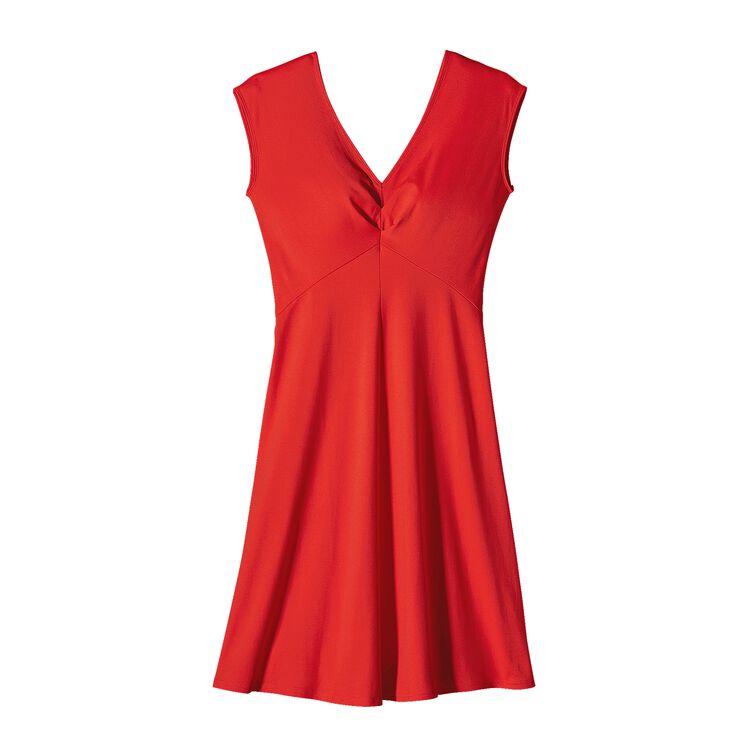 ウィメンズ・バンダ・ドレス, Turkish Red (THR)