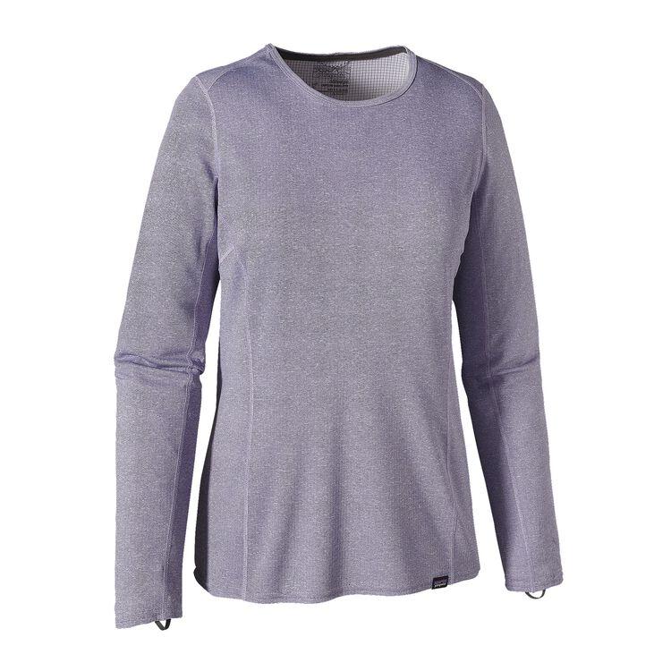 ウィメンズ・キャプリーン・ミッドウェイト・クルー, Concord Purple - Tundra Purple X-Dye (CDTX)