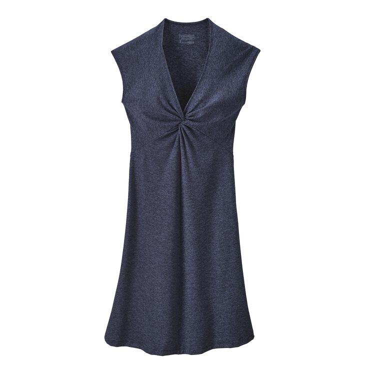 W'S SEABROOK BANDHA DRESS, Dolomite Blue (DLMB)