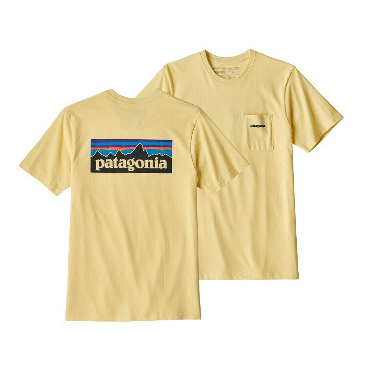 M'S P-6 LOGO POCKET RESPONSIBILI-TEE, Crest Yellow (CSTY)