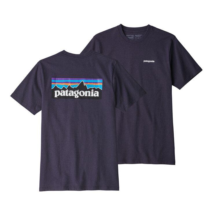 M'S P-6 LOGO RESPONSIBILI-TEE, Piton Purple (PTPL)