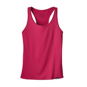 W'S CAP DAILY TANK, Craft Pink (CFTP)