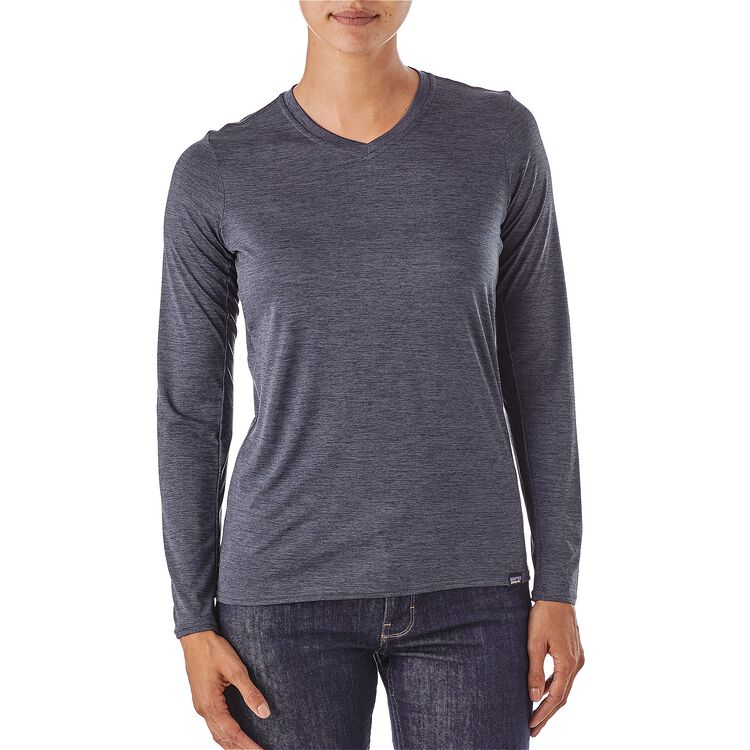 W's Capilene® Daily Long-Sleeved T-Shirt,