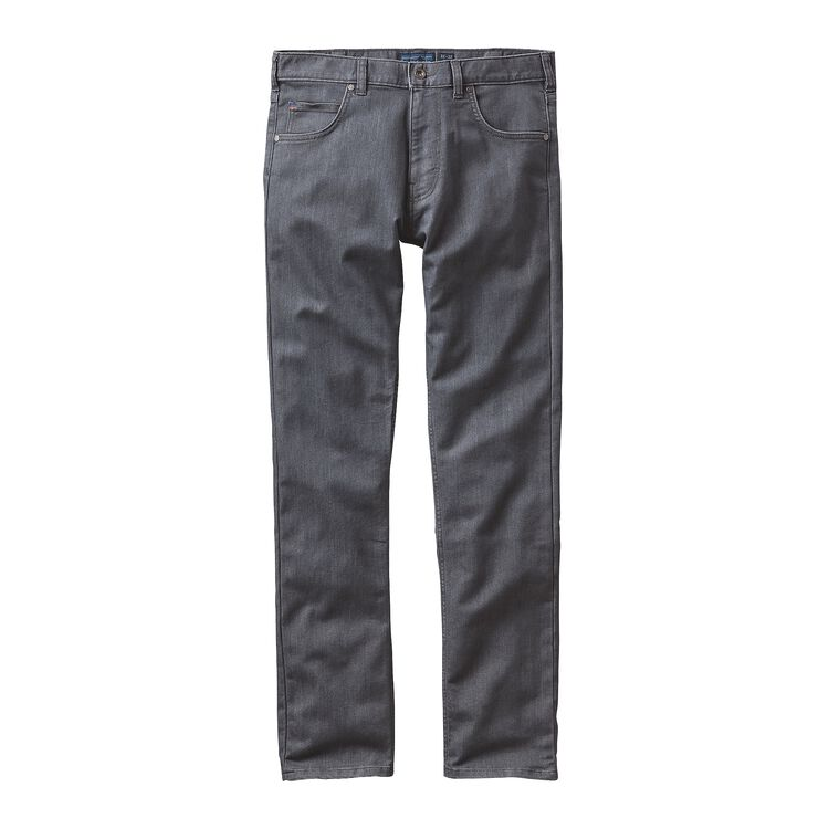 M'S PERFORMANCE STRAIGHT FIT JEANS - LON, Forge Grey (FGE)