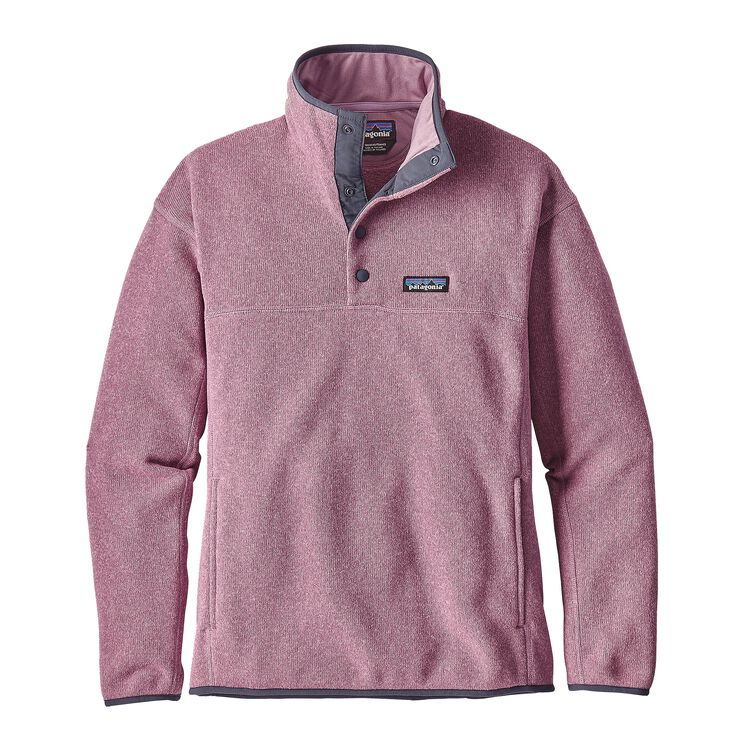 W'S LW BETTER SWEATER MARSUPIAL P/O, Light Violet (LVT)