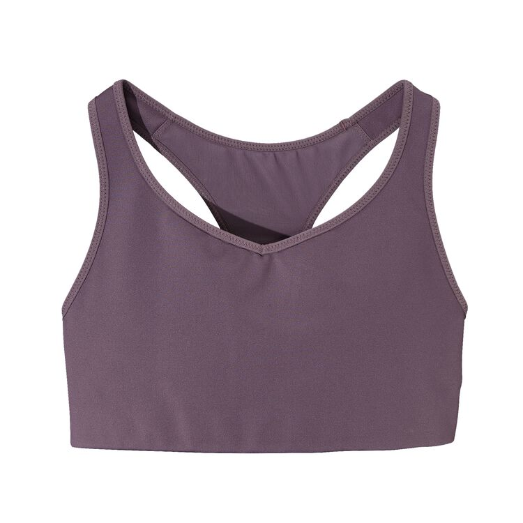 W'S COMPRESSION BRA, Tyrian Purple (TRP)