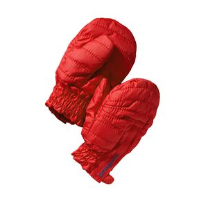 Baby Puff Mitts, Ramble Red (RMBR)