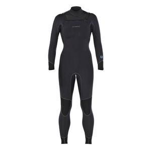 W's R1® Front-Zip Full Suit, Black (BLK)