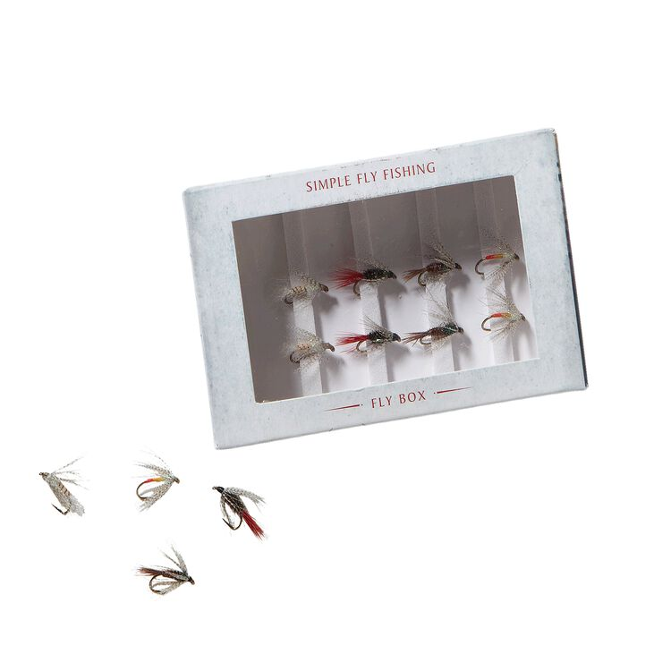 "Simple Fly Fishing Kit for 10' 6"" & 11' 6"" Rods,"