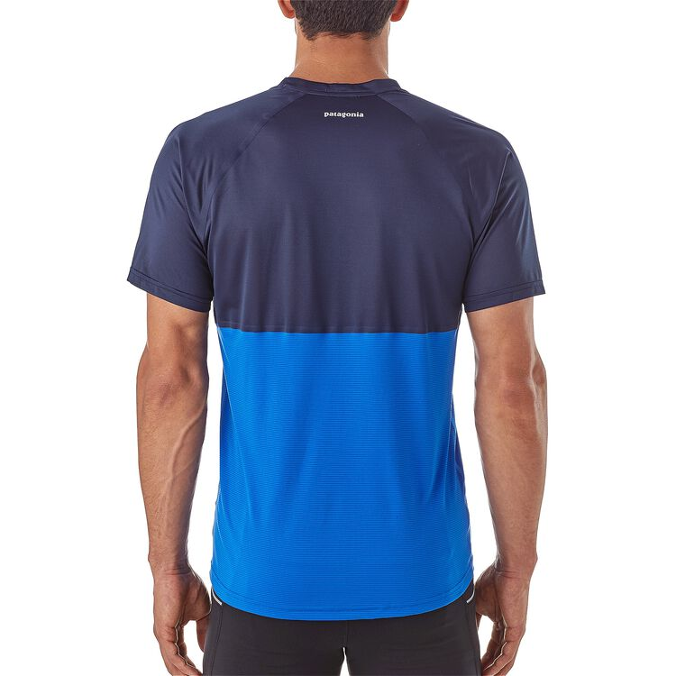 M's Short-Sleeved Windchaser Shirt,