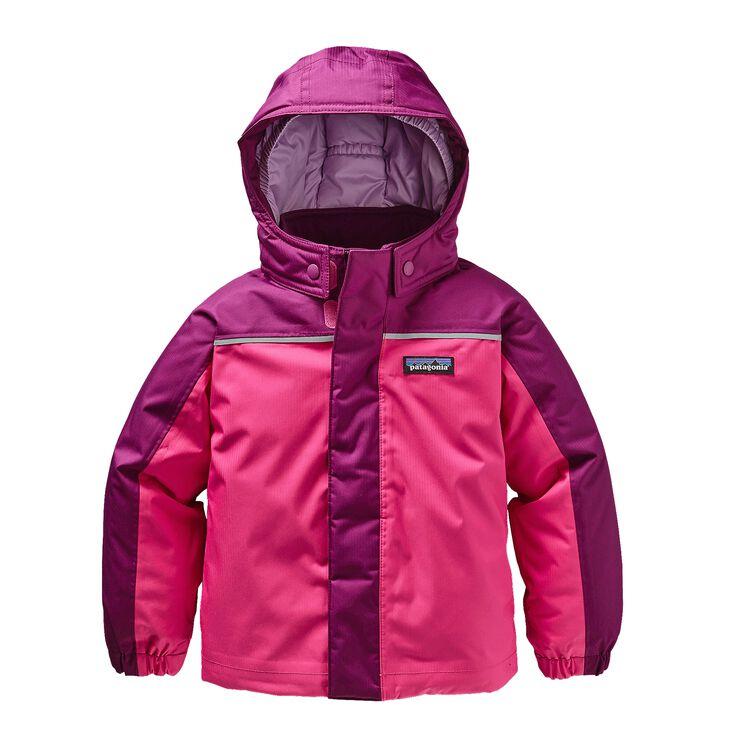 BABY SNOW PILE JKT, Magic Pink (MAGP)