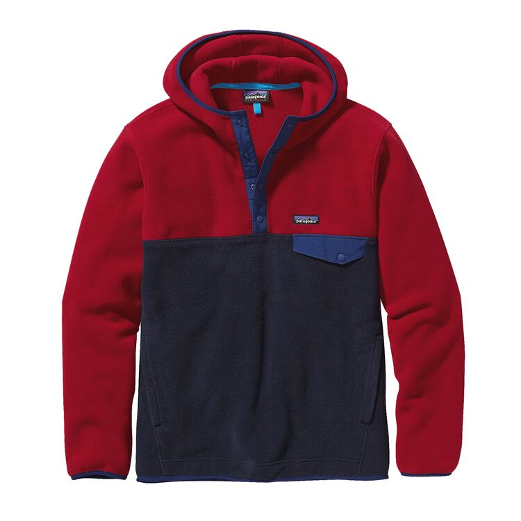 M'S SYNCH SNAP-T HOODY, Navy Blue (NVYB)
