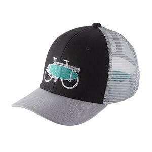 キッズ・トラッカー・ハット, Amphibious Bike: Black (AMBB)
