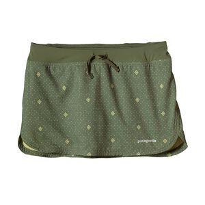 ウィメンズ・ナイン・トレイルズ・スカート(28cm), Western Dots: Camp Green (WECG)