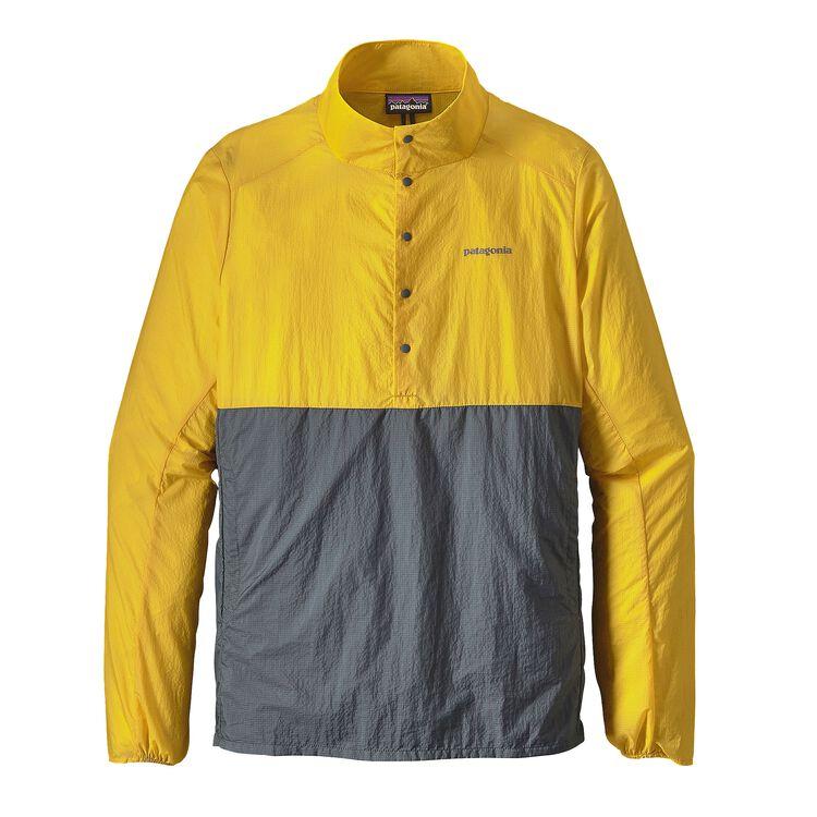 メンズ・フーディニ・プルオーバー, Chromatic Yellow (CYL)