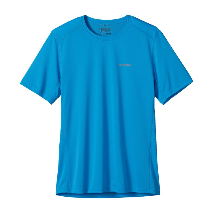 M'S S/S FORE RUNNER SHIRT, Electron Blue (ECTB)