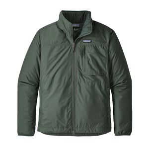 M's Lightweight Crankset Jacket, Smoked Green (SMKG)