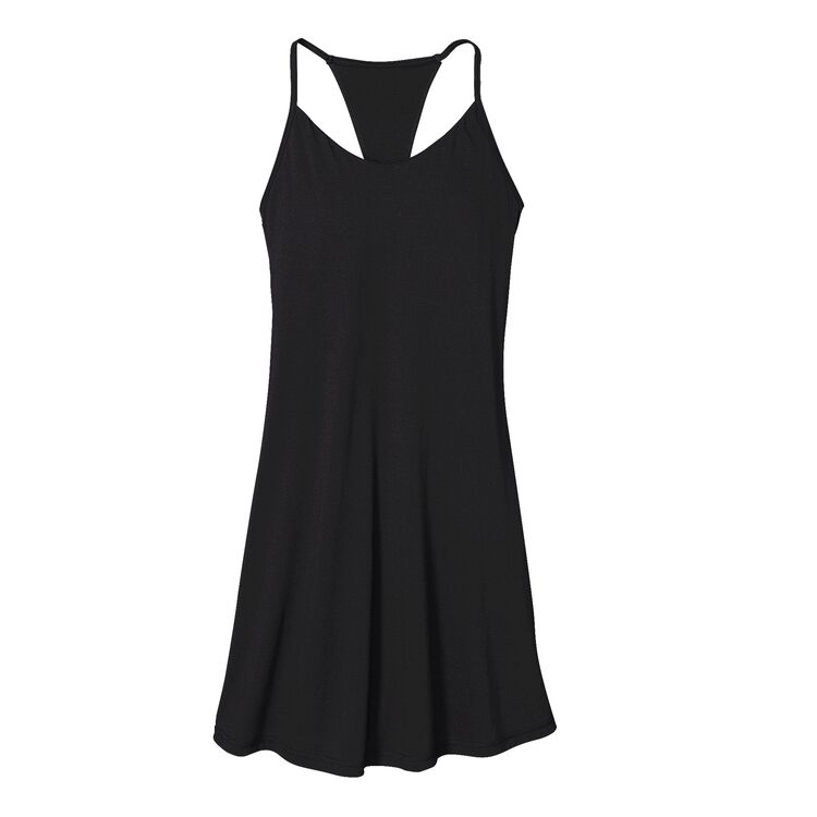 W'S EDISTO DRESS, Black (BLK)