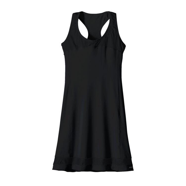 ウィメンズ・オールウェザー・ドレス, Black (BLK)
