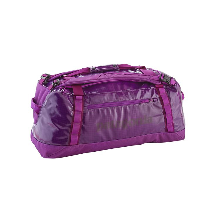 BLACK HOLE DUFFEL 60L, Ikat Purple (IKP)