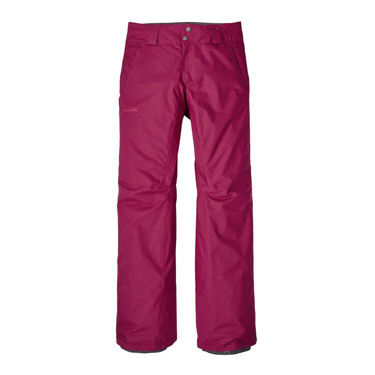 W'S INSULATED SNOWBELLE PANTS - REG, Magenta (MAG)