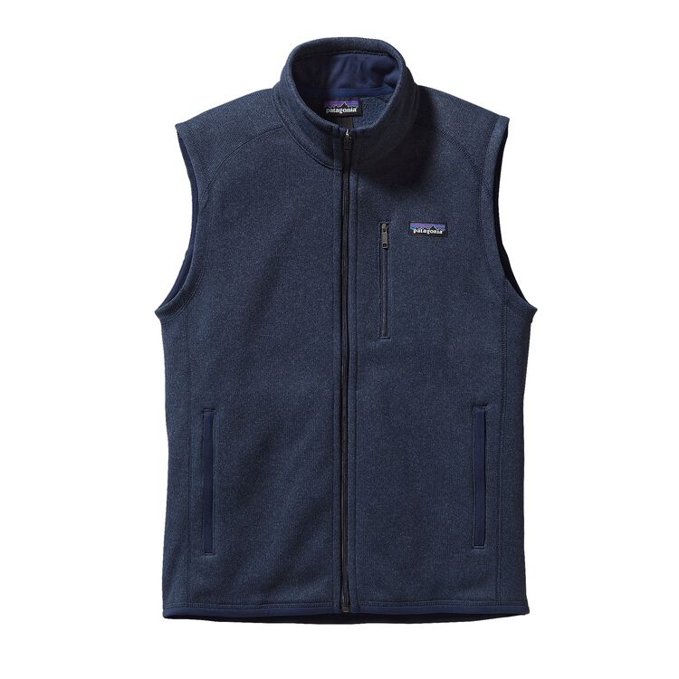 M'S BETTER SWEATER VEST, Classic Navy (CNY)