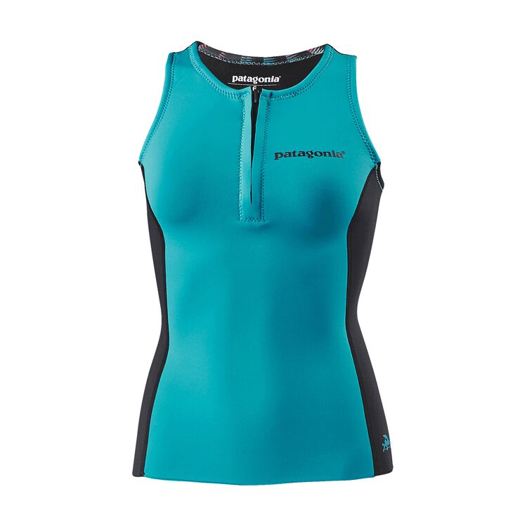W'S R1 VEST, Howling Turquoise (HWLT)