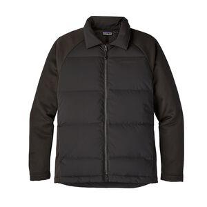 M's Ukiah Down Hybrid Jacket, Black (BLK)